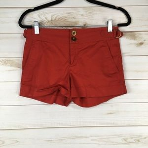Marc by Marc Jacobs Red Shorts